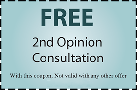 Free 2nd Opinion Consultation Coupon